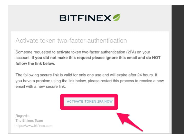 bitfinex (ビットフィネックス) の口座開設方法