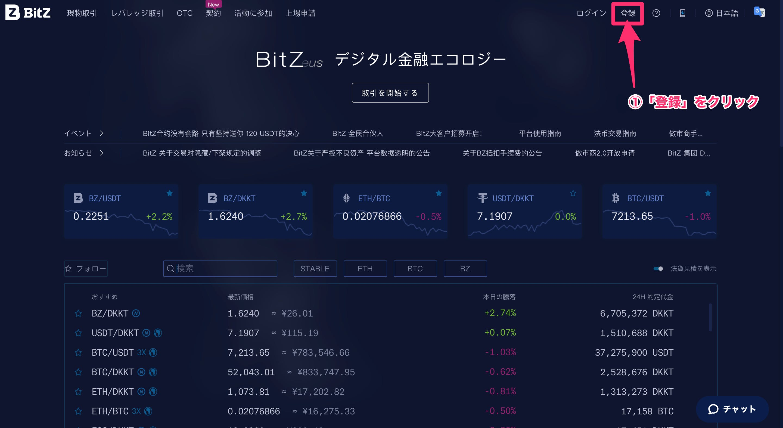 Bit-Zホームページ